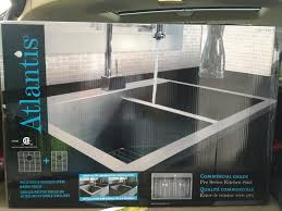 costco kitchen sink. [Costco] Costco - Atlantis SS Double Sink $199.97 (reg 229.99) YMMV? Kitchen F