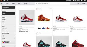 Design Your Own Shoes Website Customize Your Own Lebron James Shoes Shoeshotel