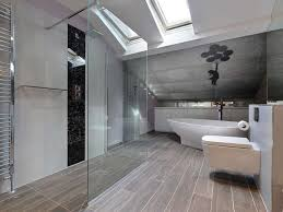 Loft Bathrooms Interior