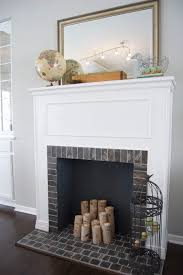 Building A Fireplace How To Build A Faux Fireplace Matsutake