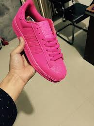adidas shoes for girls superstar pink. girls adidas superstar supercolor pack pink shoe shoes for h