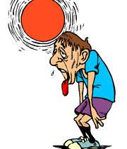 Image result for تصاویر اثرات گرما بر عصبانیت
