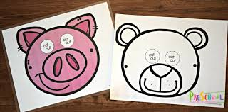It is during these times that free printable coloring pages come in handy. Free Printable Animal Masks Templates