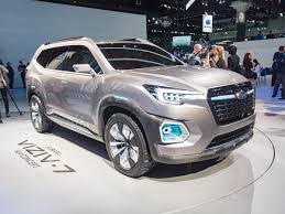 2018 subaru 7 passenger suv. delighful suv although subaru notes the exterior styling of this oneoff doesnu0027t  necessarily reflect look yetunnamed production model it strikes us as a  in 2018 subaru 7 passenger suv d