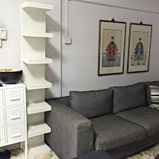 pending collection lack wall shelf unit white 30x190 cm furniture on carou