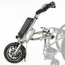 Firefly Electric Lighting Corporation Firefly Electric Handcycle Wheelchair Attachment Next