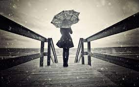 Sad Girl Wallpaper Hd Alone