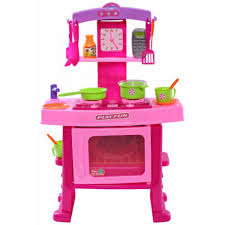 Toy Kitchen With Lights And Sound Play At Home Kitchen Set With Light And Sound Effect 661 51