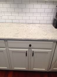 Thornapple Kitchen Before And After Romano Blanco Granite White - White granite kitchen