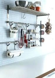 kitchen wall rack large size of wall rack black metal shelf wall storage adjule shelving system wall mounted kitchen racks india