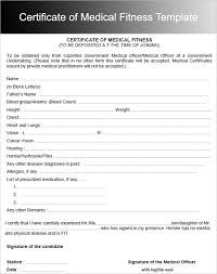 Sample Medical Certificate Letter Fit To Work Dtk Templates