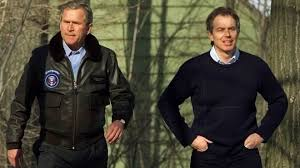 Image result for free to use image of bush blair