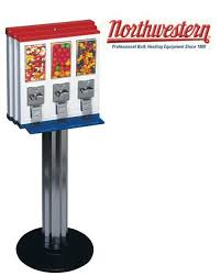 Northwestern Vending Machines For Sale Impressive Northwestern Triple Vending Machine KATIA DIVINE Pinterest