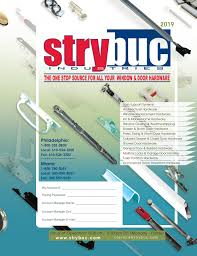 Strybuc Window And Door Catalog 2019 Pages 1 50 Text