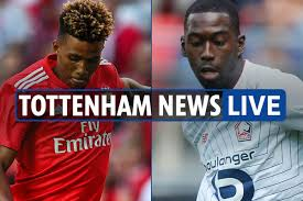 10pm Tottenham transfer news LIVE: Gedson Fernandes to sign on Monday, Man  Utd scout Soumare, Eriksen Inter - The Sun, Thesun.co.uk - DIGITALIVE.WORLD