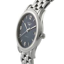 longines flagship mens watch luxury watches watches goldsmiths longines flagship mens watch