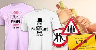 Junggesellenabschied T Shirts Gestalten Und Bedrucken