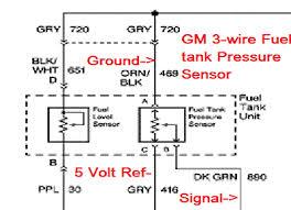 fuel tank wiring diagram wiring diagram technic fuel tank pressure sensor problems and check engine lights truckgeneral motors 3 wire fuel tank pressure