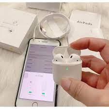 Tai nghe Bluetooth 5.0 Dùng cả IOS và Android, Bản Cao Cấp. BH 3 Tháng, Lỗi  1 Đổi 1 - Tai nghe Bluetooth nhét Tai Thương hiệu No Brand