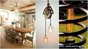 23 shattering beautiful diy rustic lighting fixtures to pursue