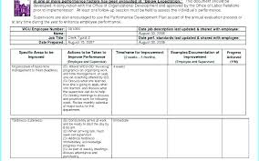 Simple Performance Appraisal Template Work Appraisal