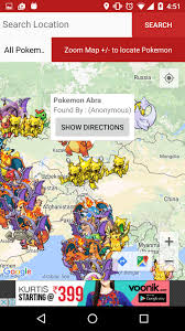 Pok Locator for Pokemon Go for Android - APK Download