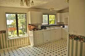 cork flooring kitchen. Plain Kitchen Kitchen Before The Cork Floor Installation On Cork Flooring