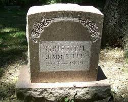 GRIFFITH, JIMMIE LEE - Washington County, Arkansas   JIMMIE LEE GRIFFITH -  Arkansas Gravestone Photos