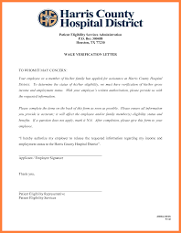 8 Proof Of Income Letter Academic Resume Template