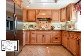 Efficient Kitchen Designs: U-Shape