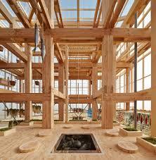 berkeley interior design. Nest We Grow / College Of Environmental Design UC Berkeley + Kengo Kuma \u0026 Associates, Interior F