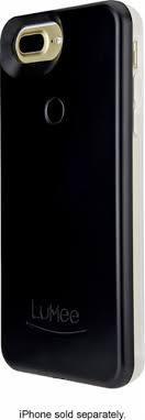 apple phone case. lumee - illuminated cell phone case for apple® iphone® 8 plus, 7 plus apple