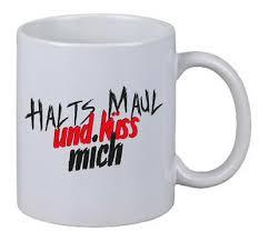 Kaffee Tasse Guten Morgen Schatz Kuss Kiss Liebe Love Geschenk X