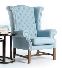 blue wingback chair. Beautiful Blue Wingback Chair 17 Best Images About Armchairs On Pinterest The Very Chairs And