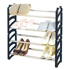 neatfreak shoe rack 4 tier expandable shoe rack cupboard storage neatfreak 4 tier stacking shoe shelf