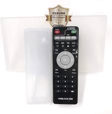 Original-Fernbedienung von Unblock Tech, TVBOX, unterstützt alle Ubox-Modelle  wie S900 Pro, S800, S800PLUS, H800: Amazon.de: Audio & HiFi