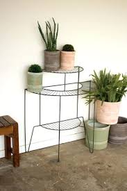 tiered plant stand plans to build three tier outdoor wood