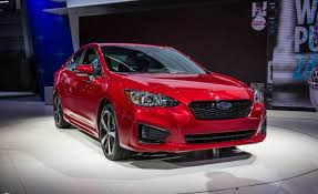 2018 subaru sedan. beautiful 2018 2018 subaru impreza front and subaru sedan