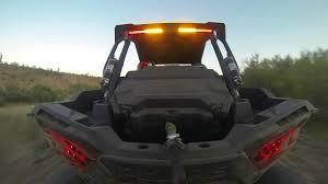 Rzr Chase Light Star Light Bars Rear Led Chase Light Bar Dust Light For