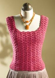 Crochet Tank Top Pattern New Free Pattern For Crochet Tank Top I Always Wanted A Pretty Black