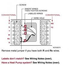 heat pump thermostat hook up trane heat pump thermostat wiring diagram wirdig