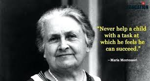 Maria Montessori Quotes Awesome Maria Montessori Quotes Image On Observation LuxuryTransportation
