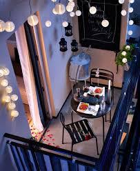 Balcony lighting City Romantic Balcony Lights 2minuteswithcom Lighting Romantic Balcony Lights 15 Small Balcony Lighting Ideas