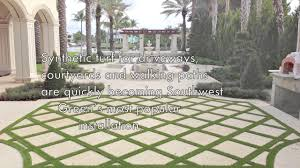 patio pavers with grass in between. Paver Strips For Driveways And Courtyards | Artificial Grass In Miami Patio Pavers With Between