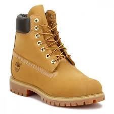 timberland mens wheat premium 6 inch nubuck leather boots