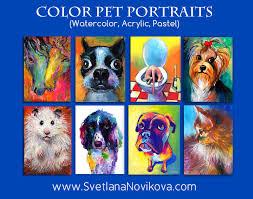 custom pet portraits in austin texas