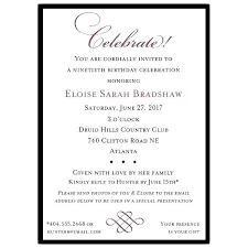 Invitations Templates Free Elegant Invitation Template