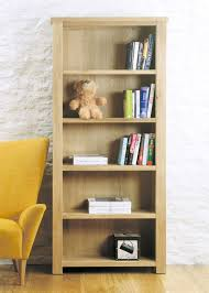 baumhaus aston oak large open bookcase 42900 baumhaus aston oak coffee table