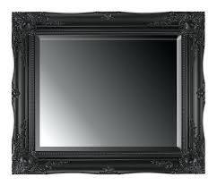 large black ornate rectangular mirror oversized round wall cm boudoir wall mirror large black round metal frame nz