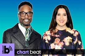 Billy Porter Vanessa Carlton Chart Beat Podcast Nov